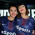 Hedia et Karima Charni à la Paris Games Week 2016