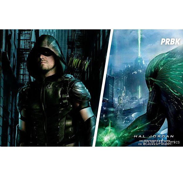Arrow saison 5 : Green Lantern au casting ?