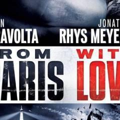 From Paris With Love ... la pub télé qui passe aux US