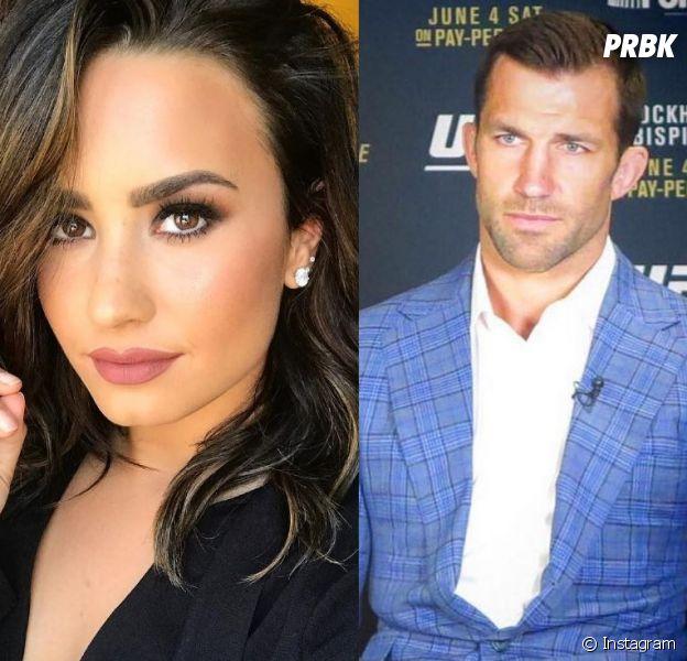 Demi Lovato en couple avec Luke Rockhold, un champion des arts martiaux ?