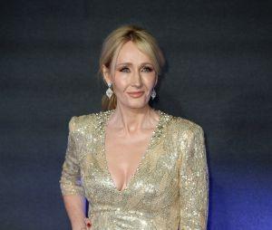 J.K. Rowling à l'avant-première du film Les Animaux Fantastiques le 15 novembre 2016 à Londres