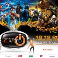 Festival du jeu vidéo 2010 ... les premières infos