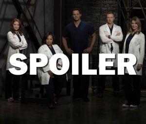 Grey's Anatomy saison 13 : les momens chocs du final de mi-saison