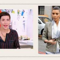 """Kim Kardashian clashée par Cristina Cordula dans Les Reines du Shopping : """"Le fléau international"""""""