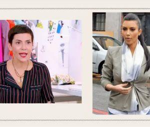 """Kim Kardashian classée par Cristina Cordula dans Les Reines du Shopping : """"Le fléau international"""""""