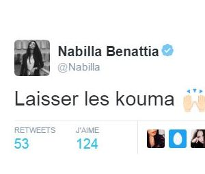 Nabilla Benattia dément les rumeurs d'une émission de télé-réalité dont elle aurait été la star.