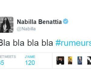 Nabilla Benattia dément les rumeurs : elle ne fera plus d'émission de télé-réalité.