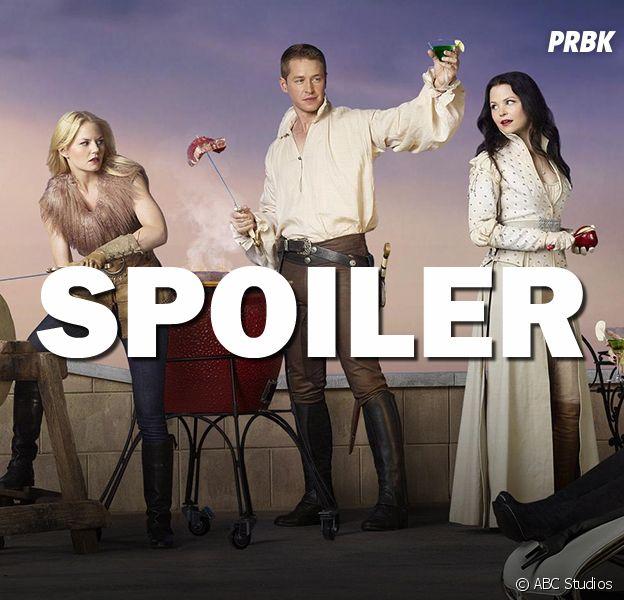 Once Upon a Time saison 6 : un couple très étrange en approche