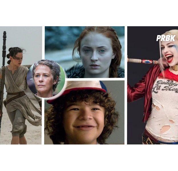The Walking Dead, Suicide Squad... les prénoms inspirés des séries et films en 2016