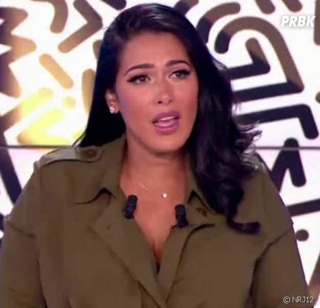 Ayem Nour complexée après sa grossesse ?
