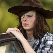 The Walking Dead saison 7 : Carl en danger de mort ? Chandler Riggs répond aux rumeurs