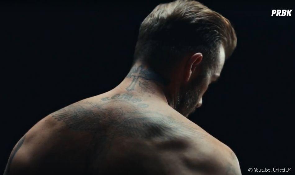 David Beckham : la vidéo émouvante qui buzze !