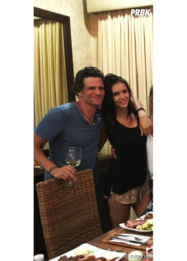 Nina Dobrev et Mark Kassen en couple ?