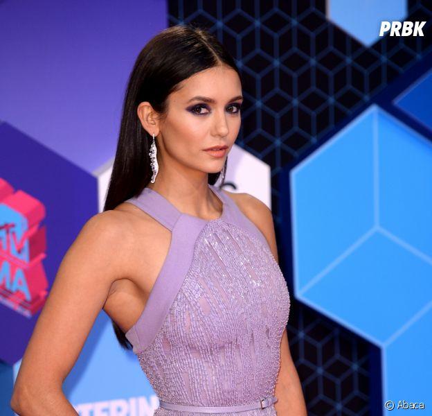 Nina Dobrev est-elle de nouveau en couple ?