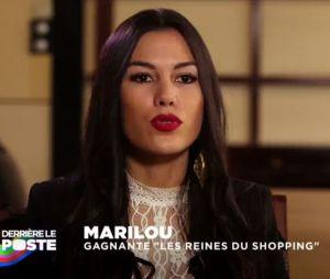 Les Reines du shopping : Marilou balance sur les secrets de l'émission de Cristina Cordula dans Derrière le poste