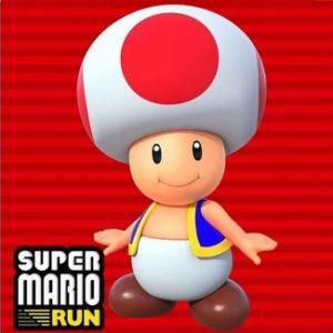 Super Mario Run : on vous explique comment débloquer Toad !
