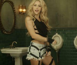 """Shakira cumule déjà plus de 200.000 millions de vues sur son clip de """"Chantaje"""" !"""