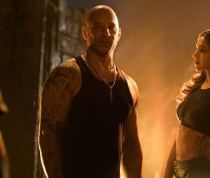 Vin Diesel (xXx : Reactivated) drague une journaliste en interview et c'est gênant