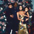 Kanye West a répondu aux rumeurs de divorce avec Kim Kardashian en prouvant qu'il était présent pour le réveillon de Noël
