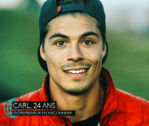 Carl Charron (The Game of Love) a participé à l'émission Vol 920 au Québec
