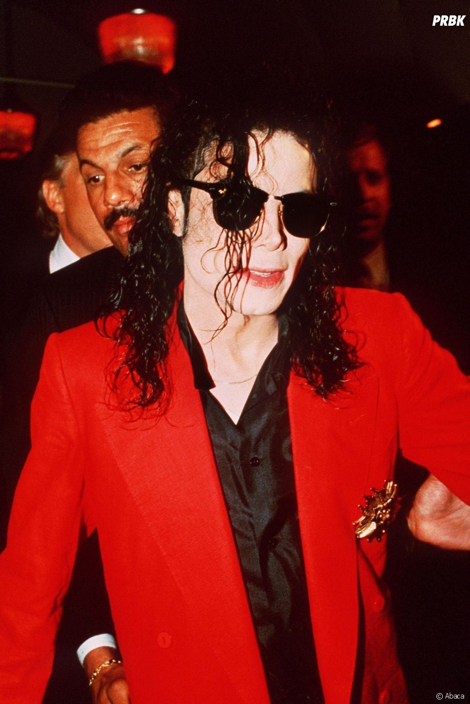 """Michael Jackson : sa fille Paris Jackson énervée par la série """"Urban Myths"""" parlant de son père."""
