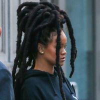 Rihanna change de tête : les maxi dreadlocks sont de retour