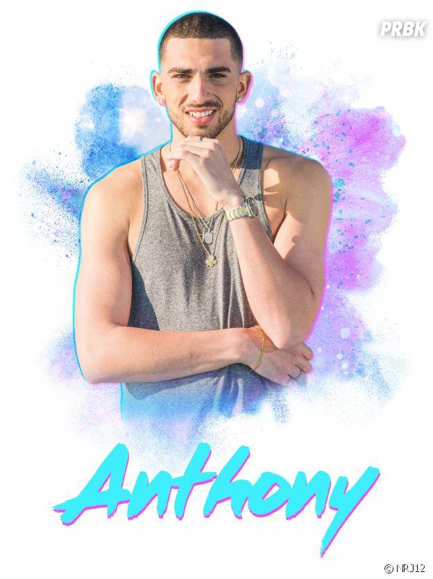 Anthony Alcaraz (Les Anges 9) : l'ange anonyme mannequin et comédien