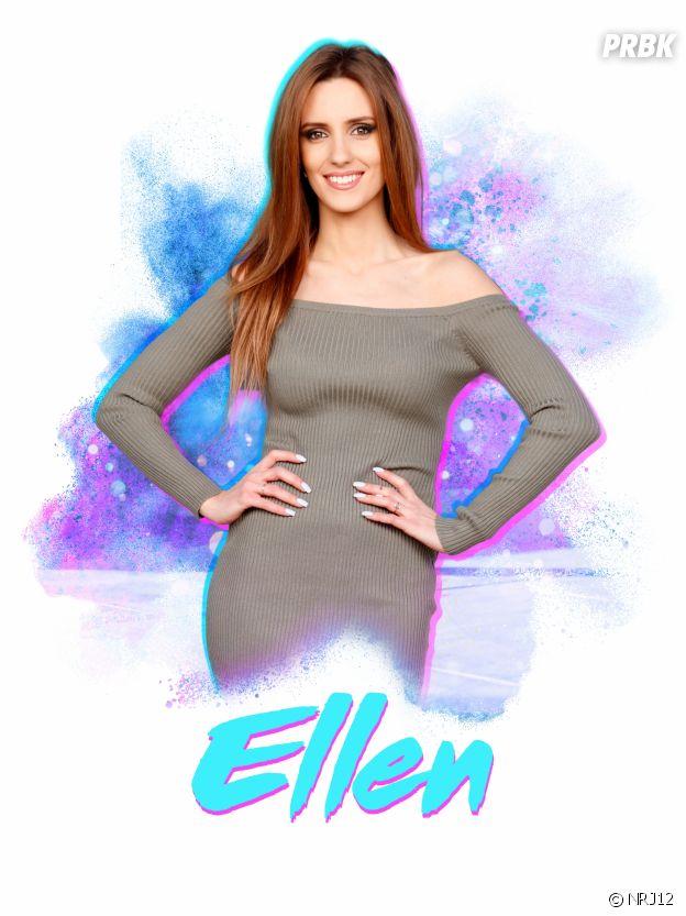 Ellen (Les Anges 9) : l'ange anonyme avec pour objectif professionnel, miss météo