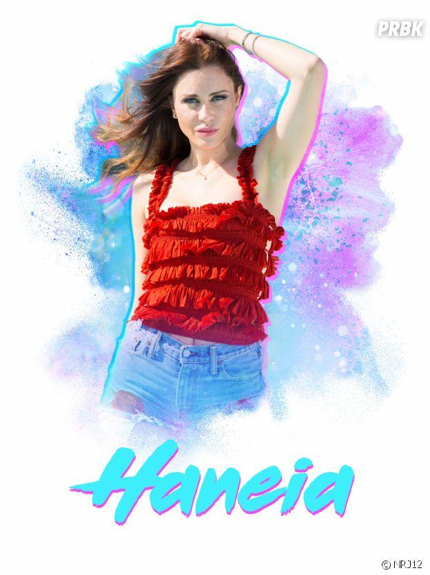 Haneia (Les Anges 9) : l'ange anonyme avec pour objectif professionnel, comédienne