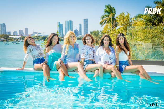 Les Anges 9 : Mélanie, Anissa, Milla Jasmine, Sarah Lopez, Luna et Kim Glow réunies à Miami