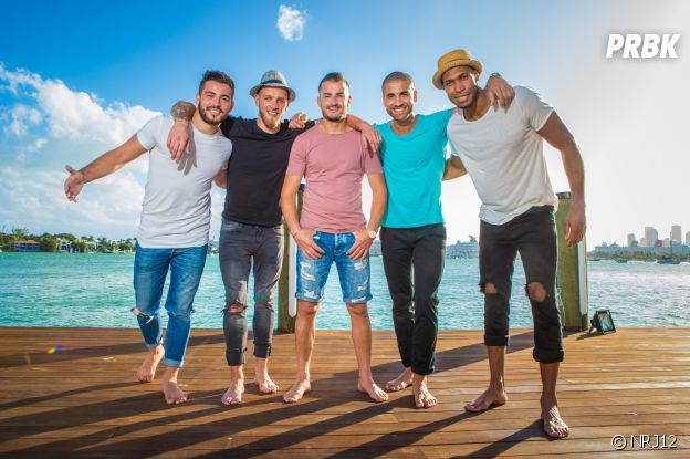 Les Anges 9 : Anthony Matéo, Senna, Jonathan, Mickaël et Jordan réunis à Miami