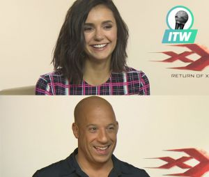 Nina Dobrev, Vin Diesel, Deepika Padukone : les acteurs de xXx Reactivated en interview pour PureBreak