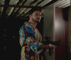 Ed Westwick VS Rupert Grint dans la bande-annonce de la série Snatch