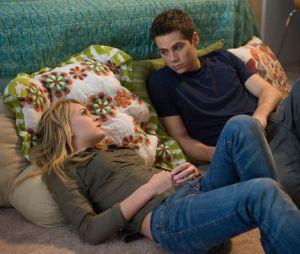 Dylan O'Brien et Britt Robertson : un couple hyper discret
