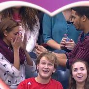 Quand ton pote lourd gâche ta demande en mariage : la kiss cam la plus fail de l'histoire 💍 (vidéo)