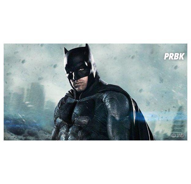 Batman : Ben Affleck ne réalisera pas le film