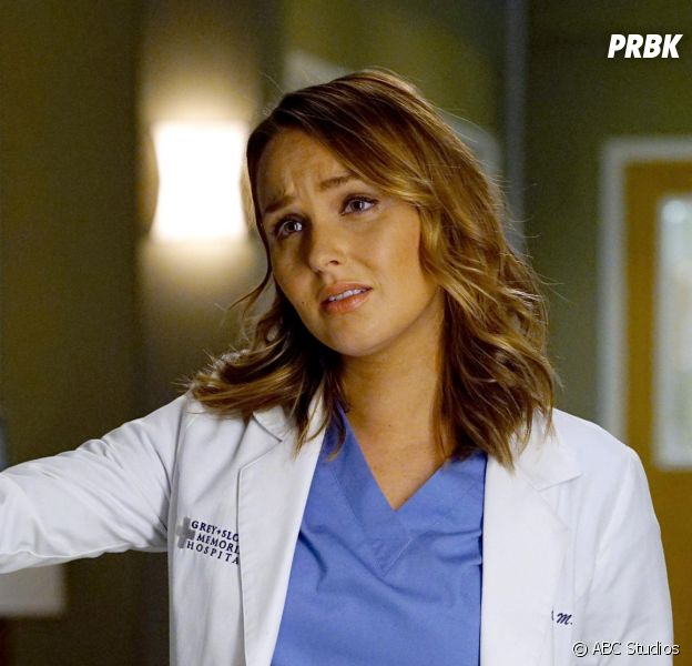 Grey's Anatomy saison 13 : Jo est-elle enceinte ?