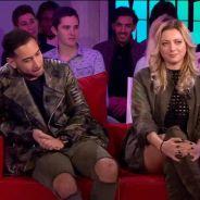 Leslie (Les Princes de l'amour 4) et Axel en couple ? Ils répondent dans Le Mad Mag