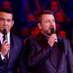 Thomas Thouroude et Bruno Guillon s'embrassent sur la bouche pour les Victoires de la Musique 2017