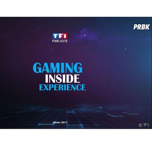 Gaming Inside Experience : l'émission de eSport imaginée par TF1 sera diffusée en avril 2017 sur MyTF1, Twitch, Eclypsia et TMC