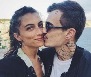 Guillaume Sanchez (Top Chef 2017) et sa petite-amie Paloma Coquant