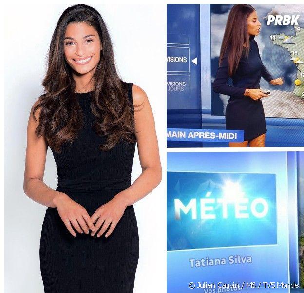 Tatiana Silva : la Miss Belgique et ex-copine de Stromae est la nouvelle Miss Météo de TF1