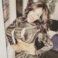 Amel Bent amincie depuis sa grossesse
