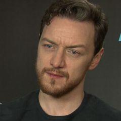 """James McAvoy """"J'adore jouer des personnages déviants"""" (interview pour SPLIT)"""