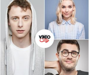Cyprien, Norman, Natoo... Les youtubeurs humour confirmés à Video City Paris 2017