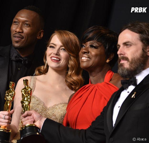 Palmarès des Oscars 2017 : La La Land annoncé par erreur, le gros fail