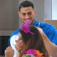 Giuseppe (Les Anges 9) embrasse Anissa... pour mieux se rapprocher de Haneia ?