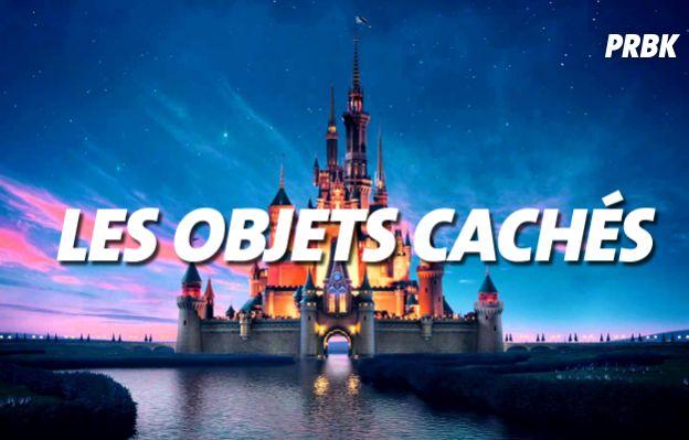 Disney : les objets cachés dans les films
