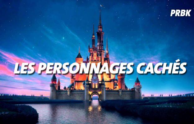 Disney : les personnages cachés