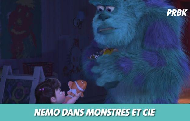 Disney : Nemo dans Monstres et Cie
